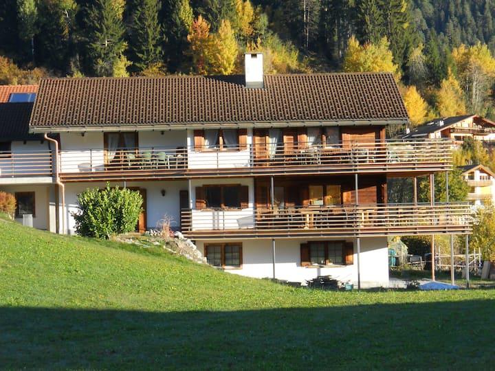 B&B Laax GR il Vitturin - Alpenrose