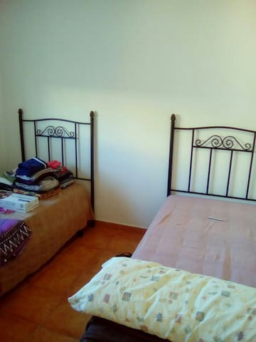 Center andalusí in  spain , 2 bed 1 - Fuente de Piedra - House