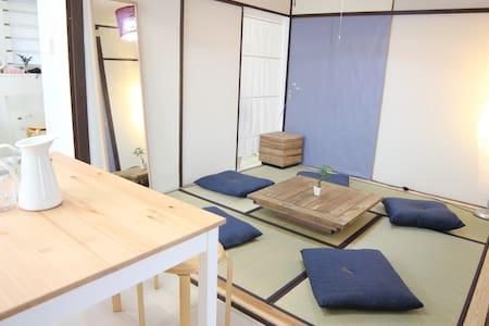 3. Shinjuku 2 bedroom Apartment - Shinjuku-ku