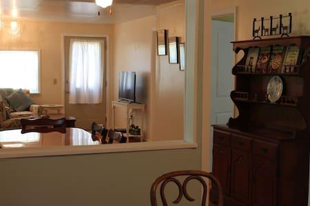 Deer Cabin - Lake City - Apartment