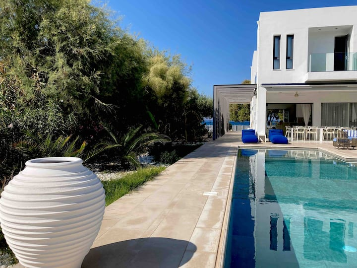 Villa d'architecte Sur la plage