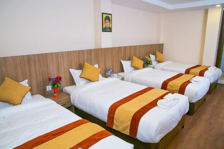 Dorm Bed at Thamel Kathmandu