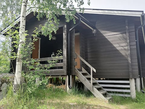 High Rise Cottage - ваша база в Центральной Финляндии