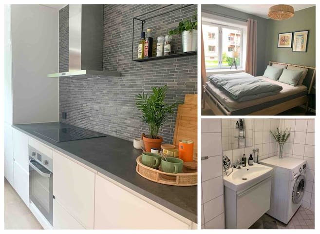 Charming apartment in Oslo, Torshov