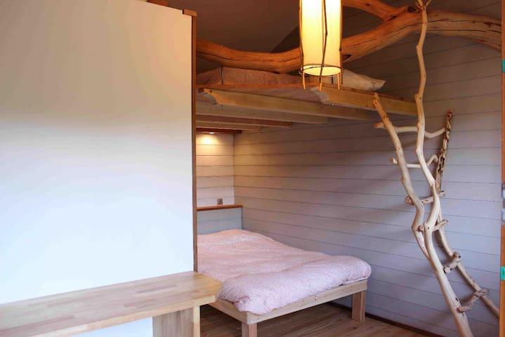 Appartement indépendant à deux pas du lac - Lacanau - Daire
