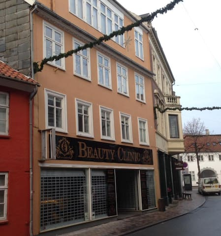 Fidel´s room Noerregade 26 Odense - Odense - Apartment