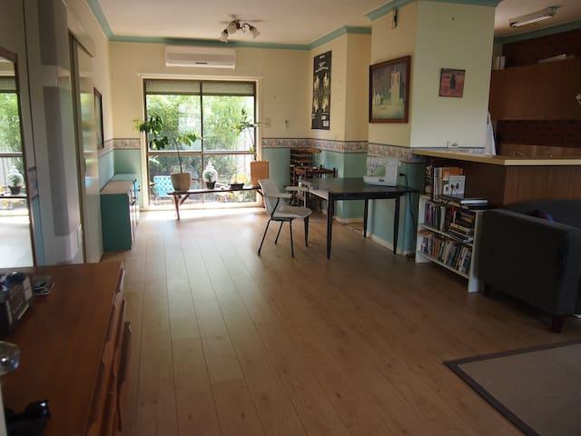 Cosy room in Brunswick apartment - Brunswick - Apartamento