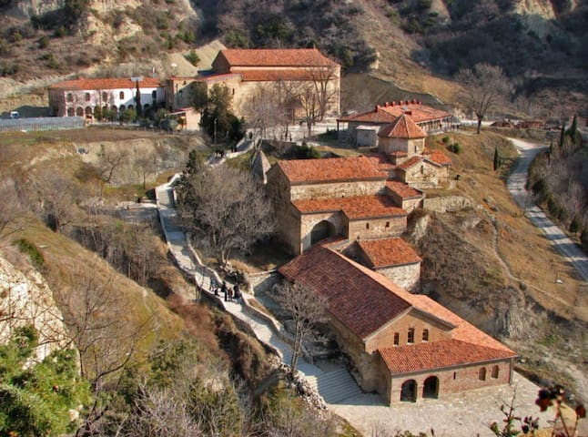 Experience the mystery of Villashio - Mtskheta - Huis