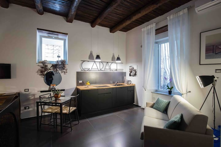 GiOStudio Design Loft AC WIFI Salerno Amalficoast