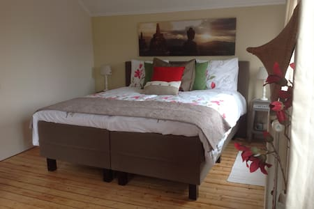 Charming Guesthouse for Lovely Weekend & Parking