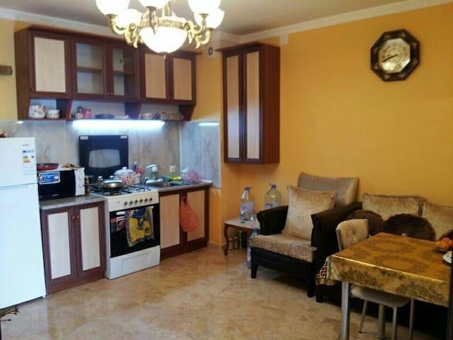 Уреки : квартира на чёрном море 85$ всутки - Ureki - Apartament