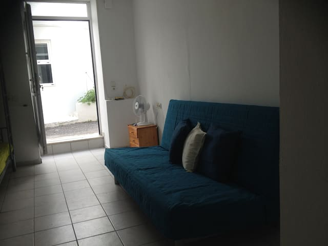 2.Apartment, 10 min from the town center.