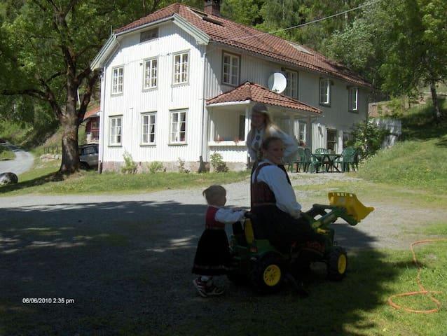 Nordigard Bjørge Gjestegard - Seljord - Apartment