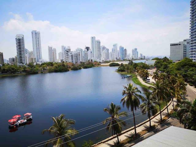 Cartagena - Laguito Hermoso Apto