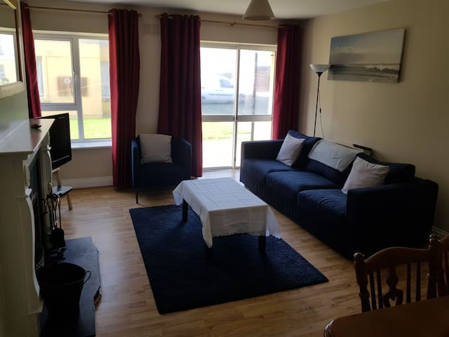 Beach Side Apartment in Tramore