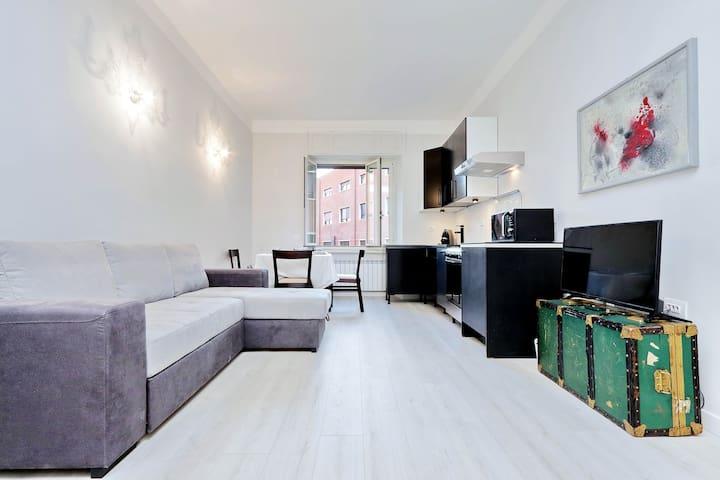 Duchi di Castro vacation your elegant home in Rome