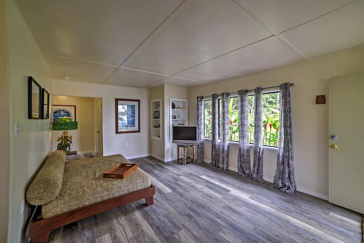 NEW! Honokaa Home on 6.5 Acres Near Rainforest!