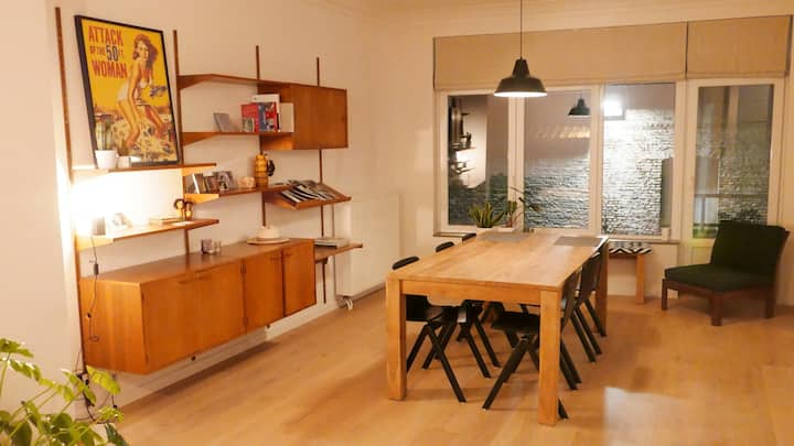 Bright apartment in the city center of Mechelen