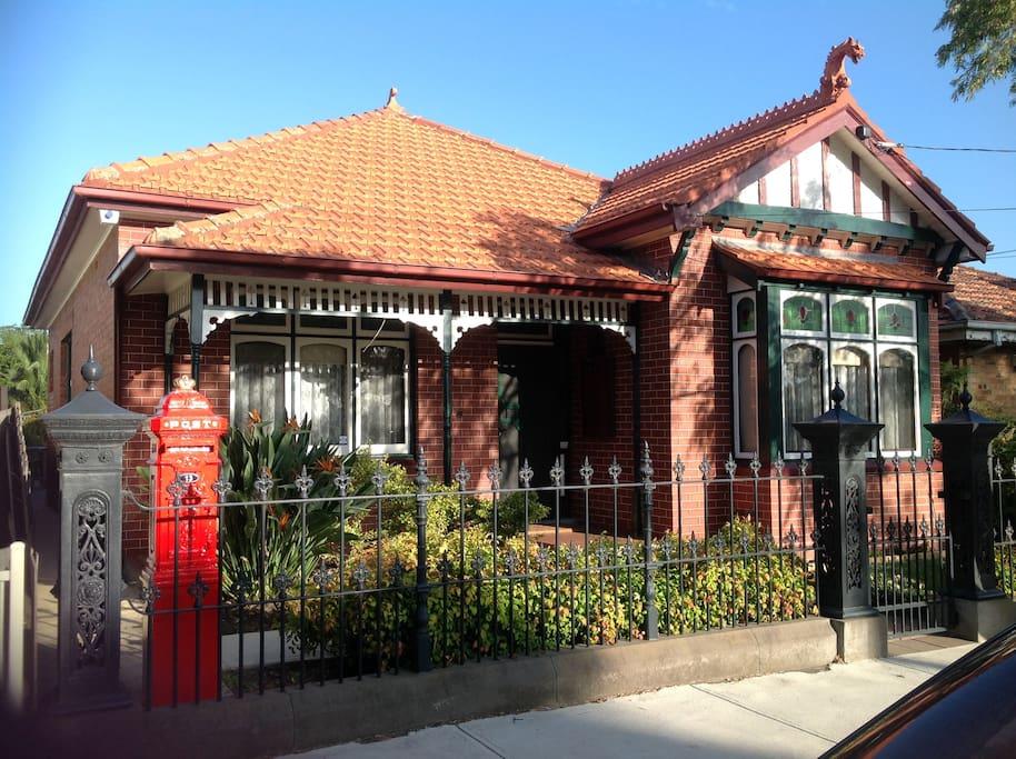 Yarraville melbourne federation maisons louer - Maison entrepot melbourne en australie ...