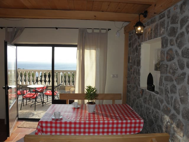 Apartment Ante with a large terrace (2+2) - Senj - Huoneisto