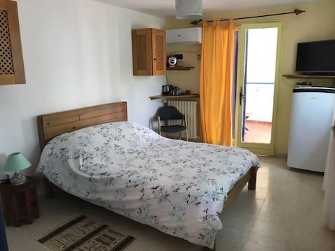 Studio-leilighet med alle fasiliteter - høyder i Alger