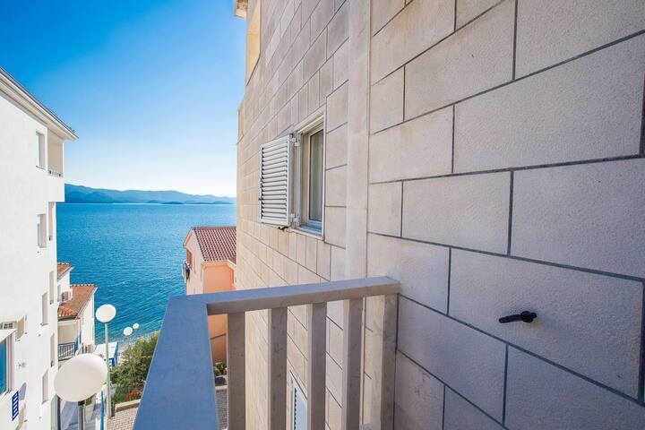 Vila Bili / One bedroom 123 - Klek - Appartement