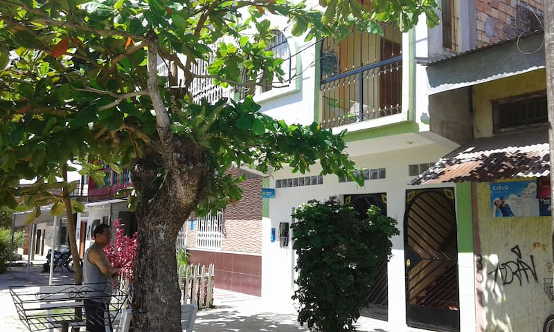 Cozy, neat & economic in single room in Iquitos - Iquitos - Bed & Breakfast