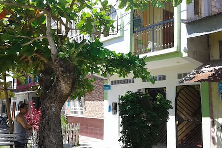 Cozy, neat & cheap in single room in Iquitos - Iquitos - Bed & Breakfast