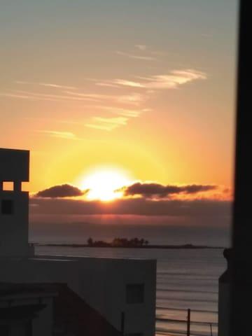 Montevideo una ciudad con vista al mar