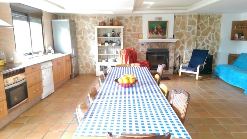 IDEAL FAMILIES, GROUPS - NEAR VALENCIA & BEACH - Náquera - 別荘