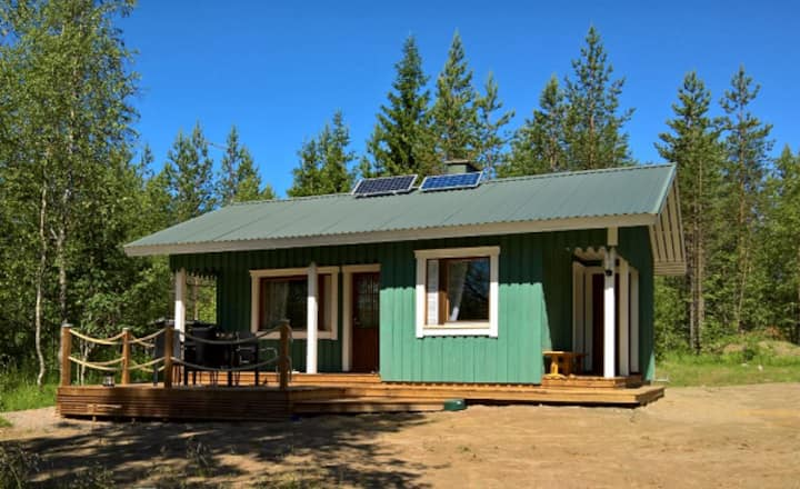 Eco-cottage ILO103 in the middle of nature
