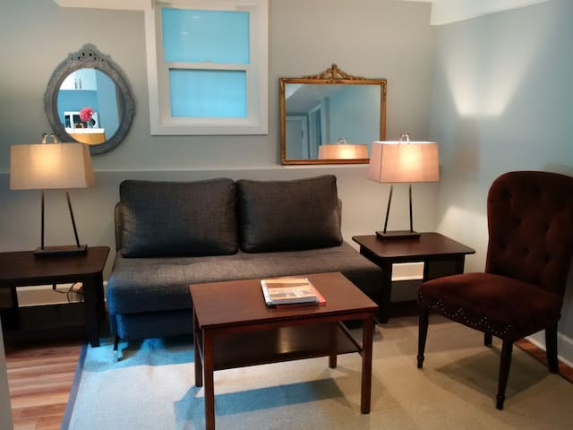 By the Sea, Fairfield Experience with walkability. - Victoria - Guest suite