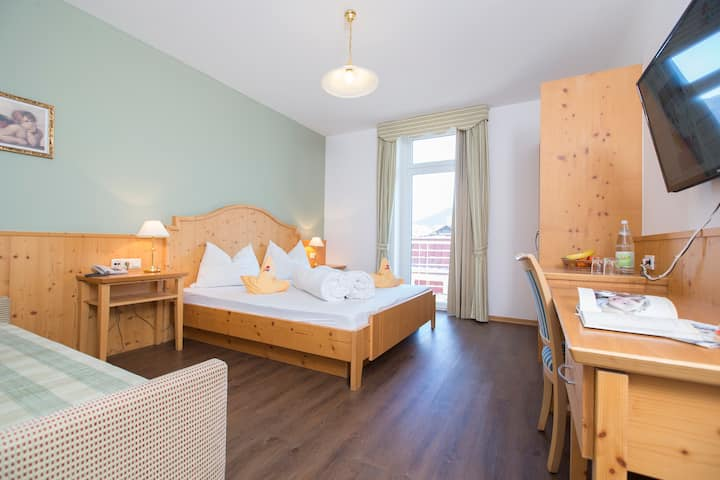 Hotel in posizione ottimale in Val Pusteria