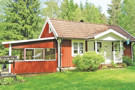 Holiday cottage with 1 bedroom on 48m² in Unnaryd