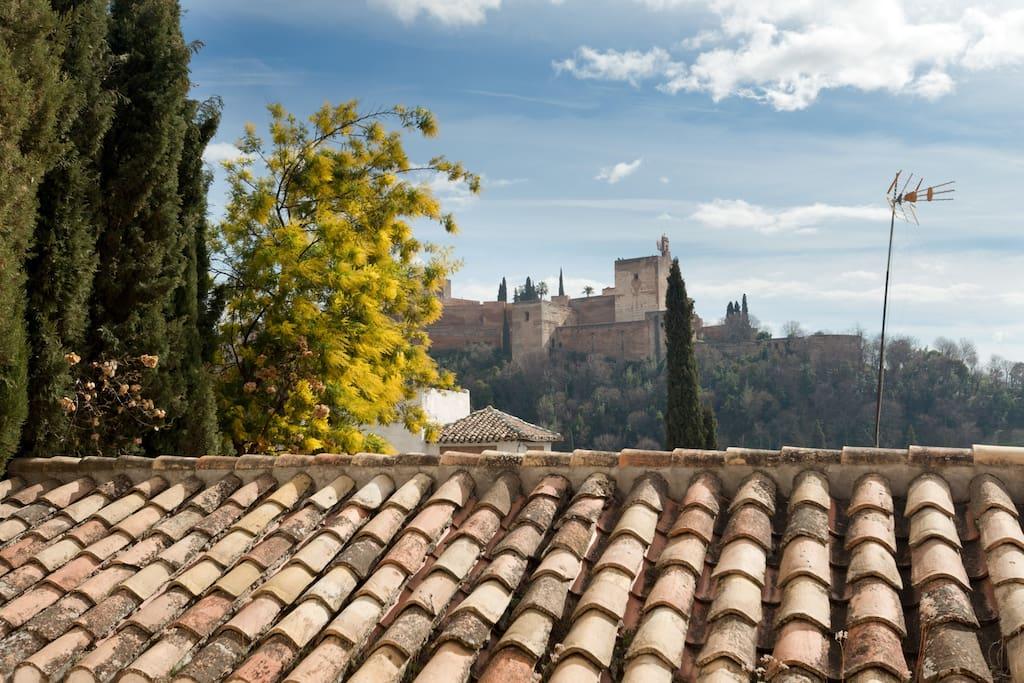 Apartamento vista Alhambra