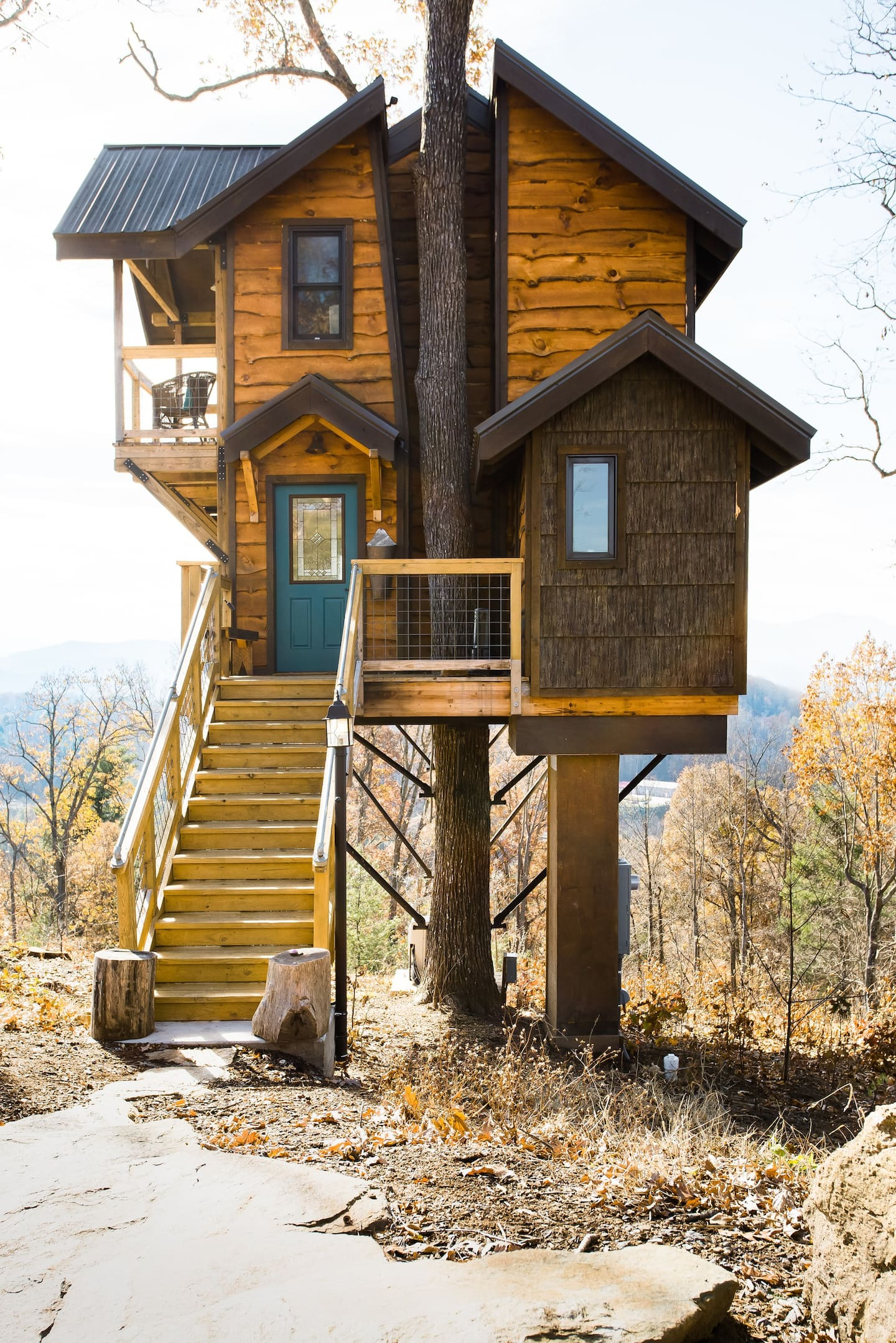 Wow! We found the Best treehouse North Carolina Rentals. Save time searching!
