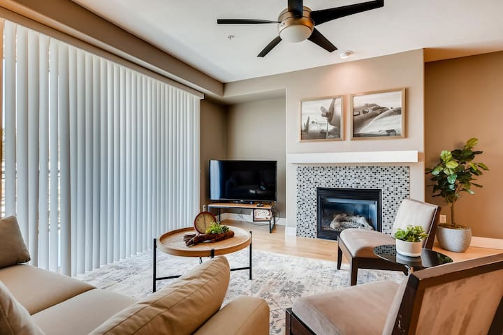 Gorgeous 2 bedroom, 2 bath Executive Rental in DTC