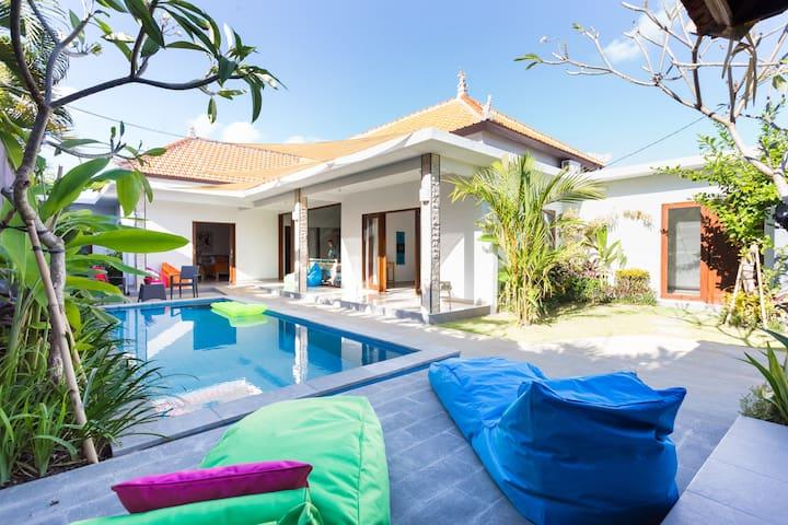 Villa Serendipity Bali, affordable luxury