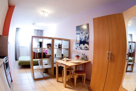 Warsaw CENTER- nice and cheap!! - Varsovie - Appartement