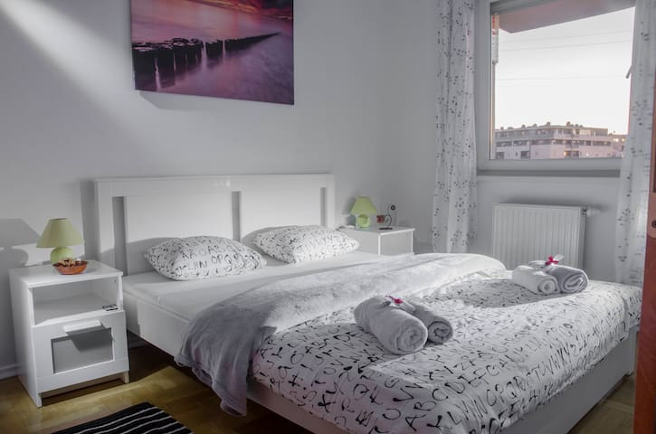 Apartman BARTY, Arena Zagreb, You're welcome !