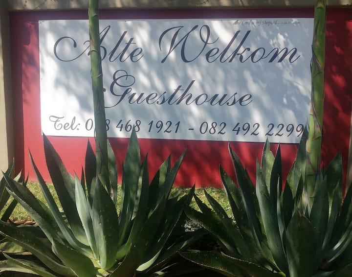 Alte Welkom Guesthouse Room 1