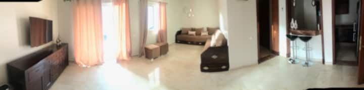 Beautiful luxe apartment Marina Agadir