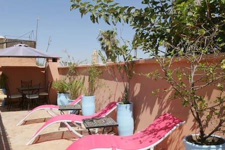 jolie appart au coeur de Marrakech