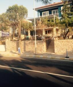Oceanvıew amazıng spacıous apartment - Ayvalık - Lakás