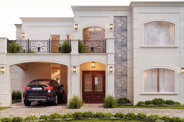 Hermosa Casa De Campo en zona residencial