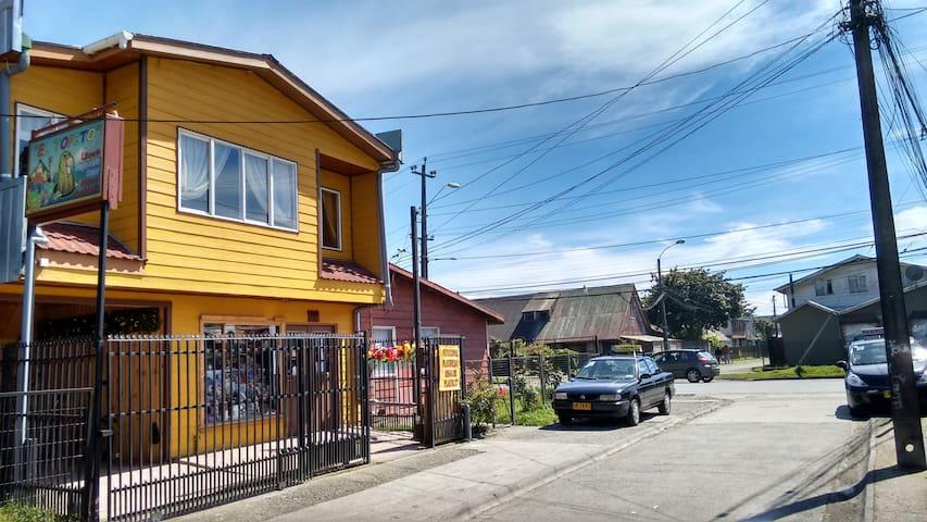 """Casa bonita, limpia y ordenada """"El Topito"""" - Puerto Varas - Casa"""