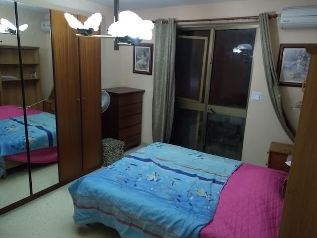 Room in Sea View Flat in Central Location