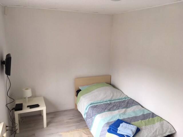 Einzelzimmer in der Nähe zur City Salzgitter