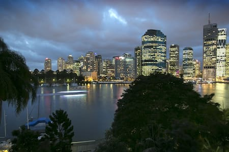 Kangaroo Point Dream - Rumah