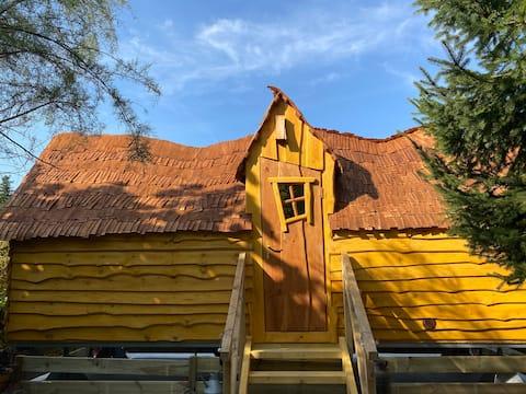 Cosy cabane magique entre Loire et Sologne